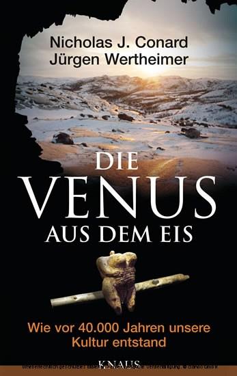 Die Venus aus dem Eis - Blick ins Buch
