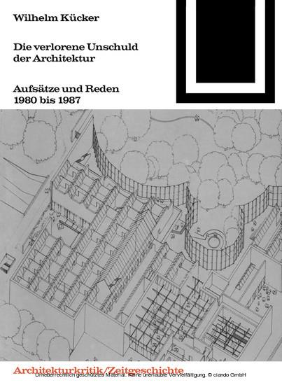 Die verlorene Unschuld der Architektur - Blick ins Buch