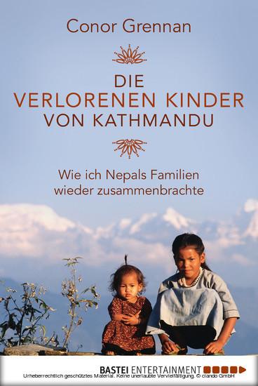 Die verlorenen Kinder von Kathmandu - Blick ins Buch