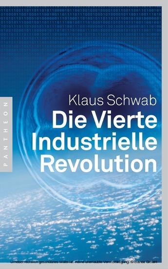 Die Vierte Industrielle Revolution - Blick ins Buch
