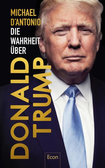 Die Wahrheit über Donald Trump - Blick ins Buch