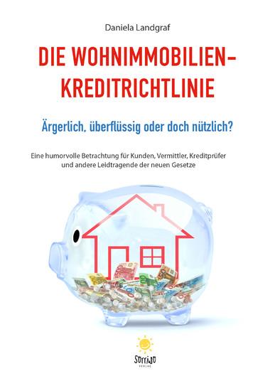 Die Wohnimmobilienkreditrichtlinie - Blick ins Buch