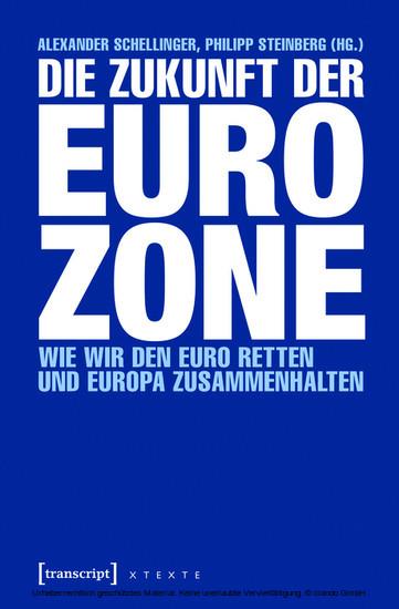 Die Zukunft der Eurozone - Blick ins Buch