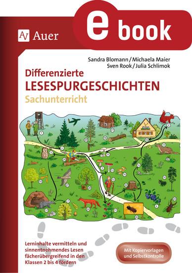 Differenzierte Lesespurgeschichten Sachunterricht - Blick ins Buch