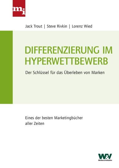 Differenzierung im Hyperwettbewerb - Blick ins Buch