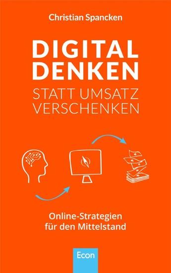 Digital denken statt Umsatz verschenken - Blick ins Buch