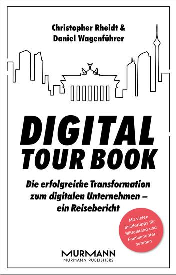 Digital Tour Book - Blick ins Buch