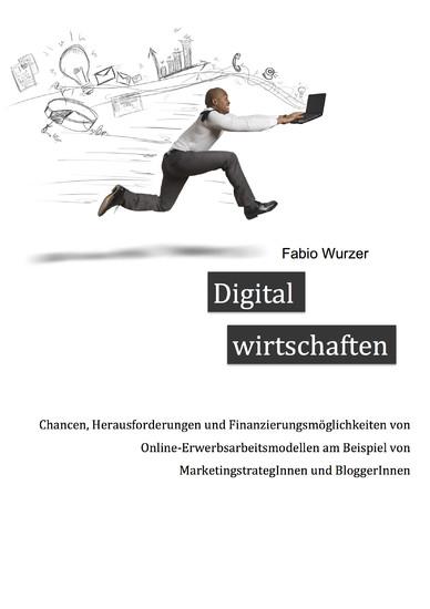 Digital wirtschaften - Blick ins Buch