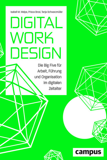 Digital Work Design - Blick ins Buch