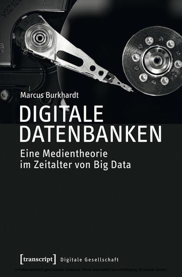 Digitale Datenbanken - Blick ins Buch