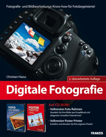 Digitale Fotografie - Blick ins Buch