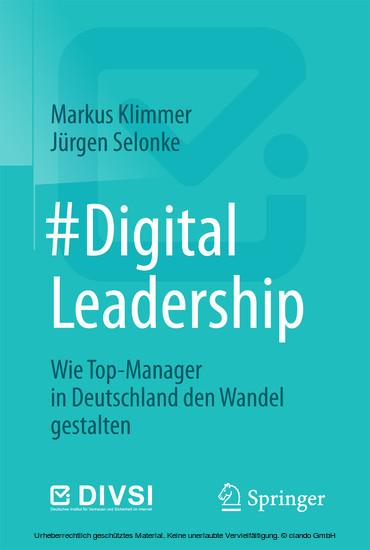 #DigitalLeadership - Blick ins Buch