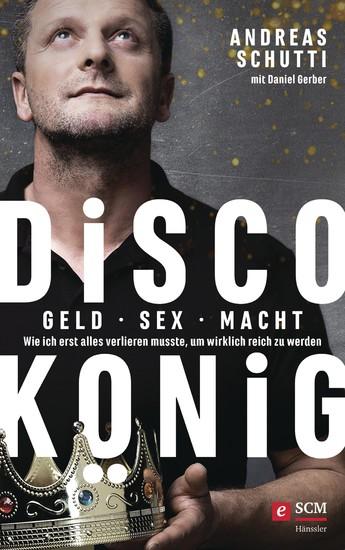 Discokönig - Blick ins Buch