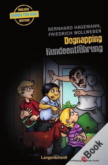 Dognapping - Hundeentführung - Blick ins Buch