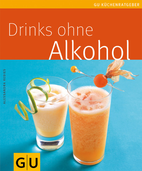 Drinks ohne Alkohol - Blick ins Buch