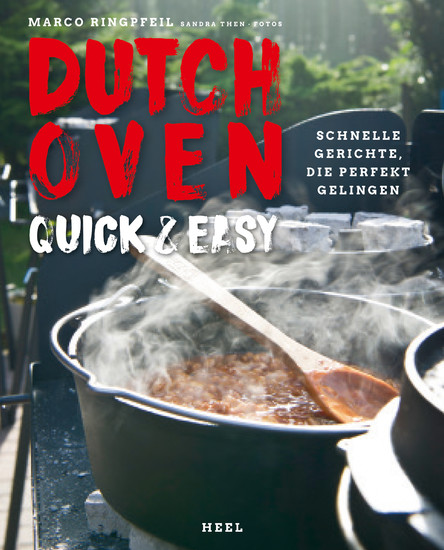 Dutch Oven quick & easy - Blick ins Buch