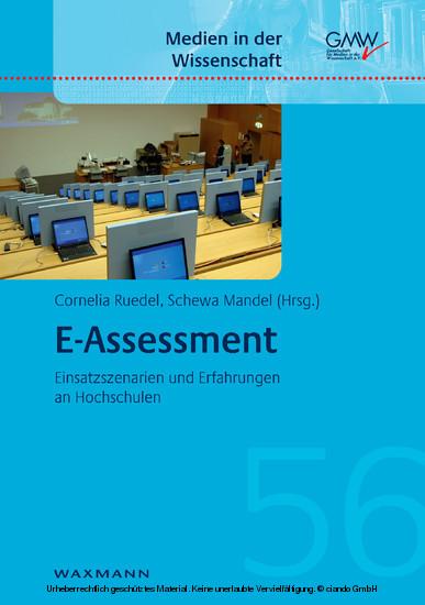 E-Assessment - Blick ins Buch