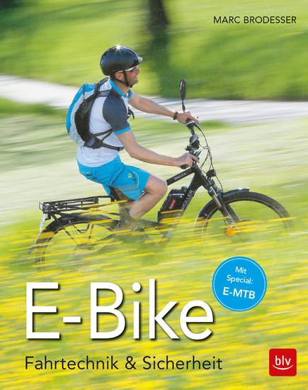E-Bike - Blick ins Buch