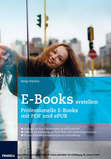 E-Books erstellen - Blick ins Buch