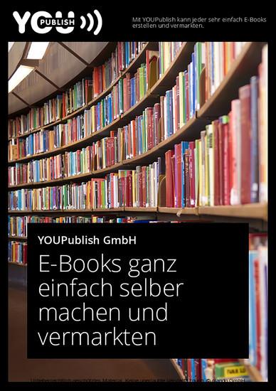 E-Books ganz einfach selber machen und vermarkten - Blick ins Buch