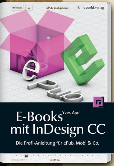 E-Books mit InDesign CC - Blick ins Buch
