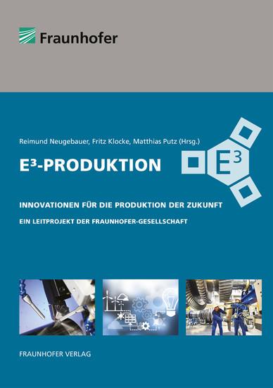E3-Produktion. - Blick ins Buch