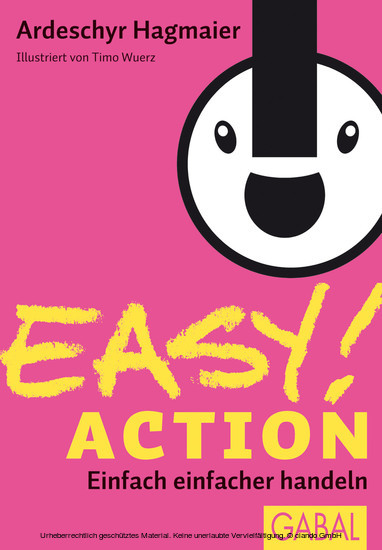 EASY! Action - Blick ins Buch