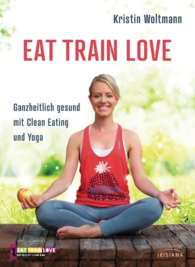 EAT TRAIN LOVE - Blick ins Buch