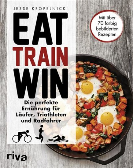 Eat. Train. Win. - Blick ins Buch