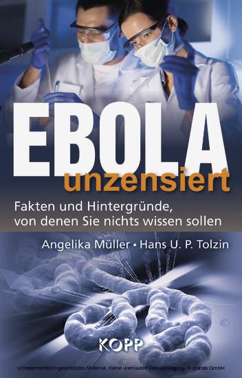 Ebola unzensiert - Blick ins Buch