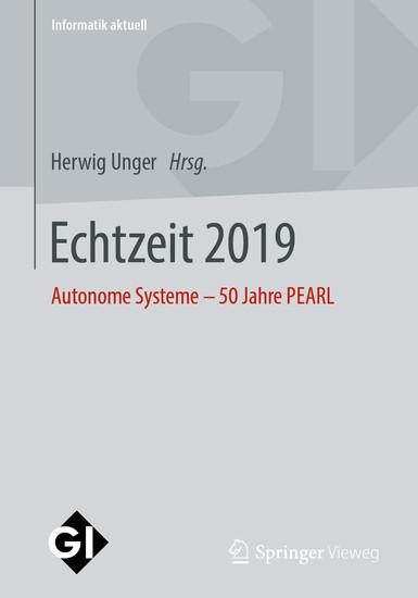 Echtzeit 2019 - Blick ins Buch