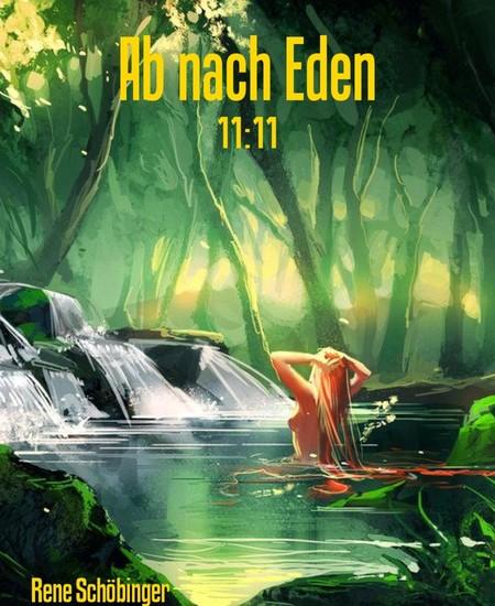 Ab nach Eden - Blick ins Buch