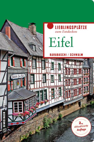Eifel - Blick ins Buch