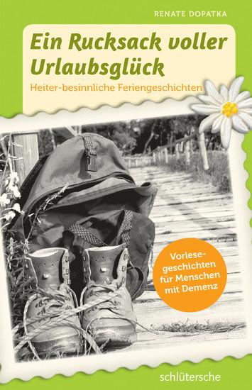 Ein Rucksack voller Urlaubsglück - Blick ins Buch