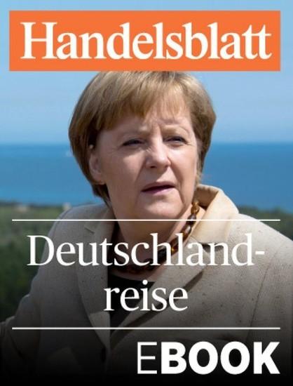 EINE REISE DURCH DEUTSCHLAND - Blick ins Buch