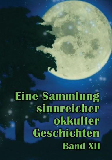 Eine Sammlung sinnreicher okkulter Geschichten - Blick ins Buch