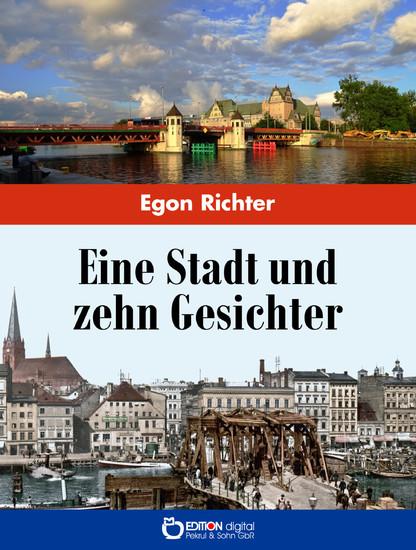 Eine Stadt und zehn Gesichter - Blick ins Buch