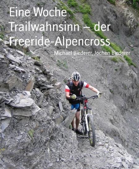 Eine Woche Trailwahnsinn - der Freeride-Alpencross - Blick ins Buch