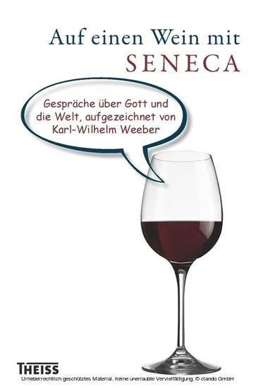 Auf einen Wein mit Seneca - Blick ins Buch
