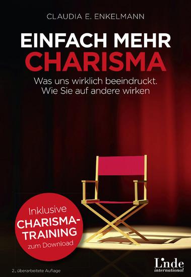 Einfach mehr Charisma - Blick ins Buch