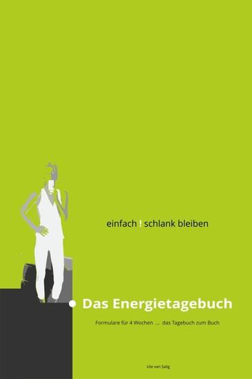 einfach ! schlank bleiben - das Energietagebuch - Blick ins Buch