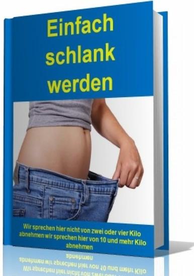 Einfach schlank werden - Blick ins Buch