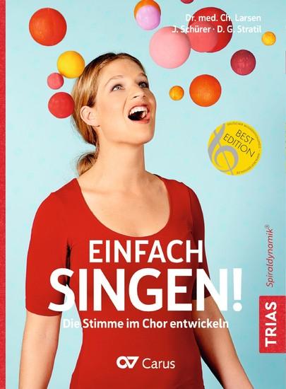 Einfach singen! - Blick ins Buch