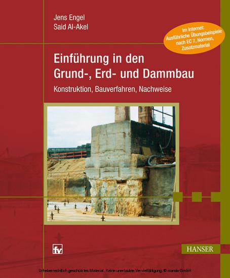 Einführung in den Grund-, Erd- und Dammbau - Blick ins Buch