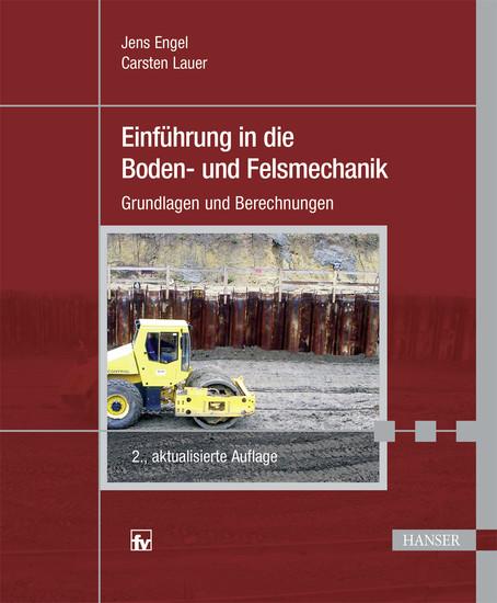 Einführung in die Boden- und Felsmechanik - Blick ins Buch