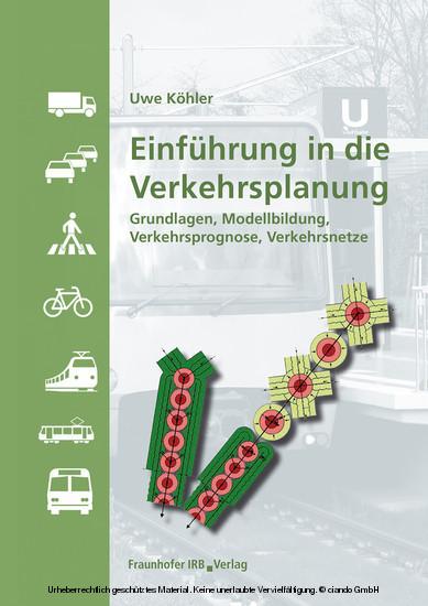 Einführung in die Verkehrsplanung. - Blick ins Buch