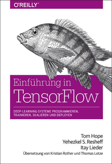 Einführung in TensorFlow - Blick ins Buch