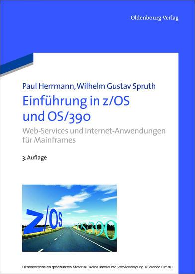 Einführung in z/OS und OS/390 - Blick ins Buch