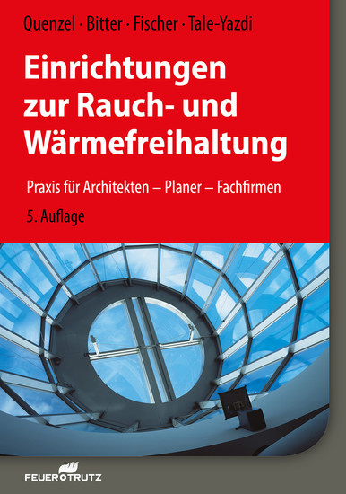 Einrichtungen zur Rauch- und Wärmefreihaltung - E-Book (PDF) - Blick ins Buch