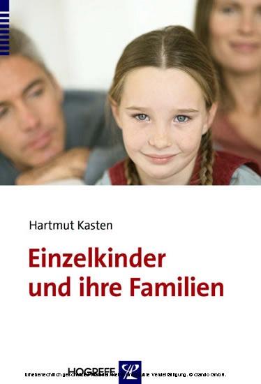 Einzelkinder und ihre Familien - Blick ins Buch